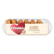 Mrs Crimble's 6 Large Coconut Macaroons