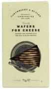 Cartwright & Butler Cheese wafers with sea salt and black pepper