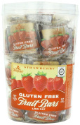 Betty Lou's Inc. Fruit Bar Strawberry Wf 2- Ounce - Pack Of 12