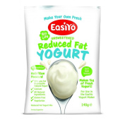 Easiyo Plain Yoghurts Range Reduced Fat