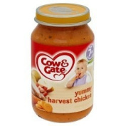 Baby Balance Harvest Chicken Jar 200gx 6