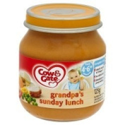 Baby Balance Sunday Lunch Jar 125gx 6