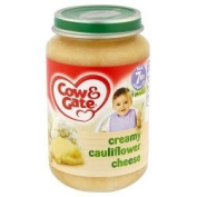 Baby Balance Creamy Cauliflower Cheese 200gx 6