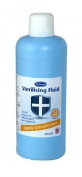 6 x Dr Johnson Highly Concentrated Sterilising Fluid 1 Litre