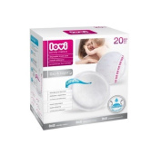 Disposable breast pads Lovi Day & Night 20 pcs
