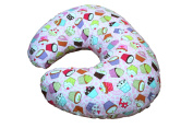 Cuddles Collection Cup Cakes Nursing Pillow