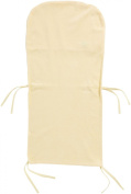 BOLIN BOLON 1192701016200 Protective Cover for High Chair 100 % Cotton Terrycloth Canary Yellow
