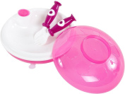 Baby Stay Warm Plate Set Pink