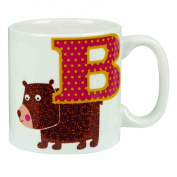 Little Rhymes - Alphabet - Child's Mug Letter B