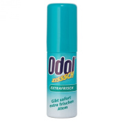 5Pack Odol Extra Fresh Breath Spray 5x 15ml
