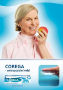 Corega Extra Strong 40 g - denture adhesive cream