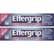 Effergrip Denture Adhensive Cream, Extra Holding Power, 70ml