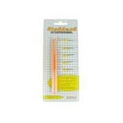 ICON 3 WAY INTERDENTALS HANDLE - YELLOW TIPS