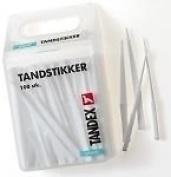 TANDEX DENTAL TOOTHPICKS PLASTIC STICKS 200cm PACK