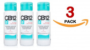 CB12 250ML 3 PACK MILD MINT Safe Breath Oral Care Agent