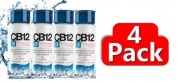 CB12 250ML 4 PACK Mint / Menthol Mouthwash
