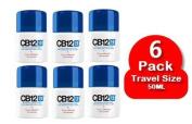 CB12 Mint / Menthol 50ml TRAVEL SIZE - 6 PACK