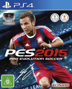 Pro Evolution Soccer 2015 Team of the Year Edition