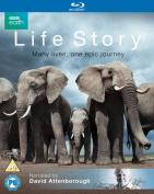 David Attenborough: Life Story [Region B] [Blu-ray]