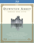 Downton Abbey: Series 1-5 [Region B] [Blu-ray]