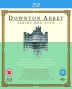 Downton Abbey: Series 1-5 [Region B] [Blu-ray]