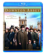 Downton Abbey: Series 5 [Region B] [Blu-ray]