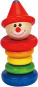Happy Clown Rattle by Hape