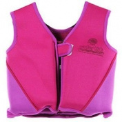 Water Kids Child's Swimming Jacket 15-18Kg 2-3 Years (Pink) - 8 Removable Floats
