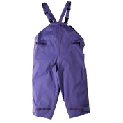 Togz 6-7 yr Purple Waterproof Dungarees - 130cm