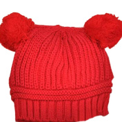 Baby Girls Boys Kids Knit Cap Winter Warm Hat