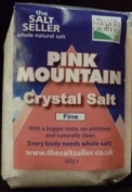 The Salt Seller Fine Pink Himalayan Salt in a Bag 300g