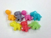 Kids mini dinosaur soaps x8 SLS and fragrance free