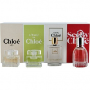 Chloe Les Parfums contains EDP 5 ml/ L'Eau De 5 ml/ Love 5 ml/ See 7.5 ml