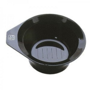 Pro Tip TNTBBLK Tint Bowl with Non-slip Rubber Base black - DENTNTBBLK