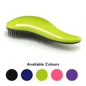 Simply Beautiful de Tangle Hair Brush - Professional Detangling Hairbrush - Pink, Black, Purple, Blue or Green