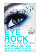 Eye Rock Glisten Crystals Eye Tattoos