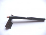 Photoshoot Professional Eyebrow Pencil with Brush - Dark Brown - by Krazy Girl