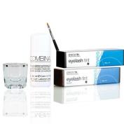 Strictly Professional Eyelash & Eyebrow Black & Brown Tint 15ml FULL KIT, Combinal 20ml 5% Developer, Hive Brush and Glass Dappen Dish