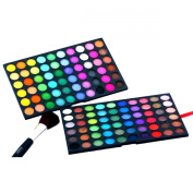 FASH Professional 120 Colour Eyeshadow Palette Cosmetic Makeup