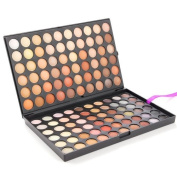 Jazooli 120 Colours Eyeshadow Eye Shadow Palette Makeup Kit Set Make Up Professional Box