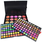 Jazooli 183 Colours Eyeshadow Eye Shadow Palette Makeup Kit Set Make Up Professional Box