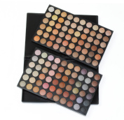 Frola Cosmetics Professional 120 Colour Neutral Warm Eyeshadow Makeup Palette Cosmetics Set #04