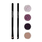bellapierre Cosmetics Eye Shimmer Kit, Purple Storm