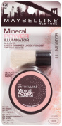 Maybelline Mineral Power Illuminator Loose Powder Pink 620