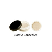 Mineralshack natural mineral powder CONCEALERS 6 and 12 gramme Sifter Jars