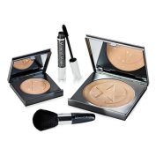 JML Mineral Magic Offer - Mineral Powder 32g, Blusher 14g, Mascara 8ml and Brush