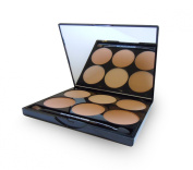 HD Brows Professional Powder Base Foundation Palette