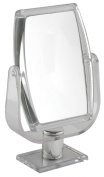 Free Standing Rectangular Mirror 10X Magnification