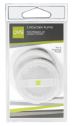 QVS Powder Puffs Pack of 2