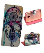 Atdoshop(TM) Brand New Cute Stand Flip Leather Cover Case For MOTO G XT1032